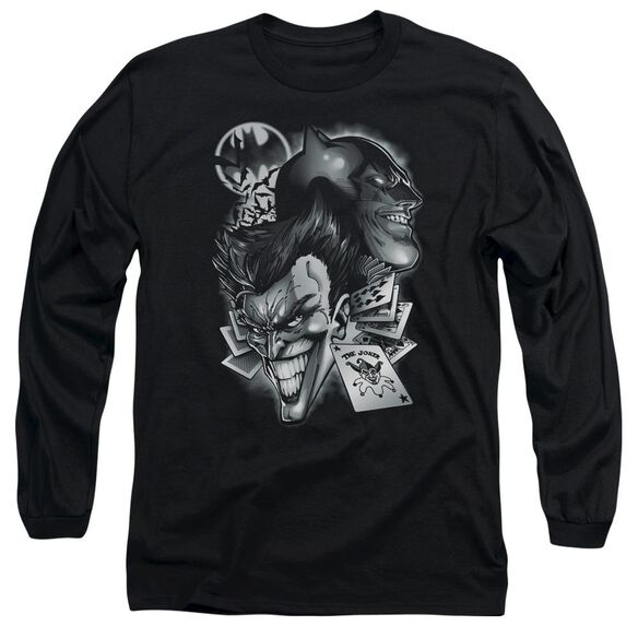 Batman Archenemies Long Sleeve Adult T-Shirt