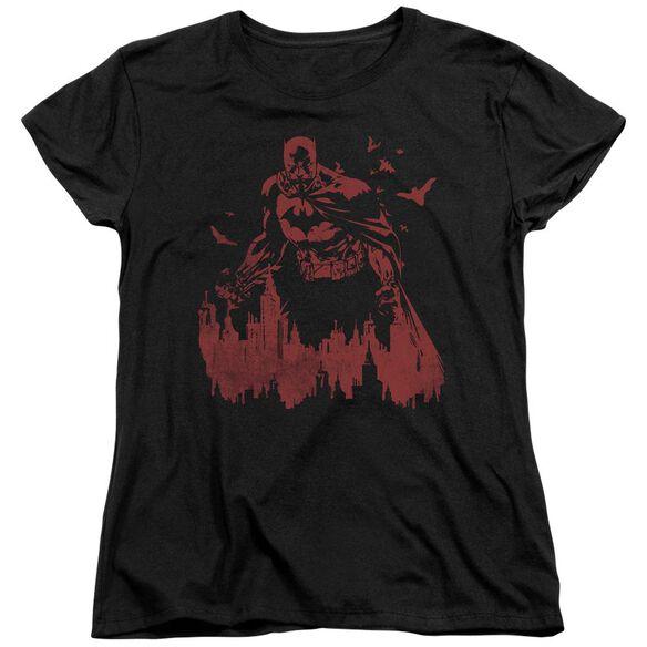BATMAN RED KNIGHT - S/S WOMENS TEE T-Shirt