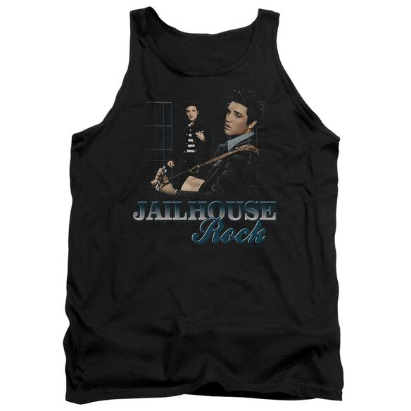 Elvis Jailhouse Rock Adult Tank