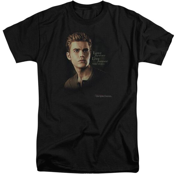 Vampire Diaries Forever Short Sleeve Adult Tall T-Shirt
