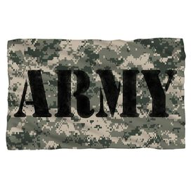 Army Camo Fleece Blanket