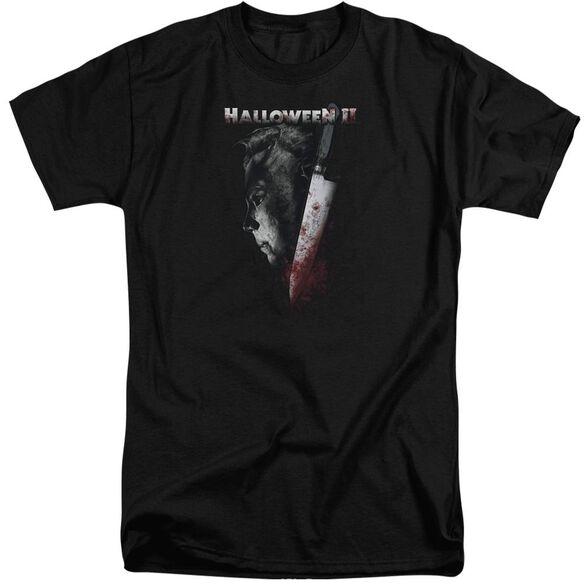 Halloween Ii Cold Gaze Short Sleeve Adult Tall T-Shirt