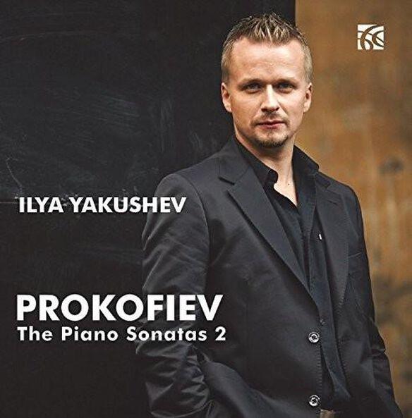 Sergei Prokofiev: Piano Sonatas V2