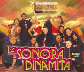 La Sonora Dinamita - Gold [Box Set]