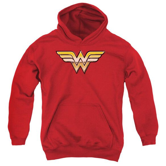 Jla Golden Youth Pull Over Hoodie