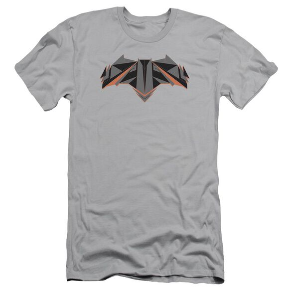 Batman V Superman Tech Bat Logo Short Sleeve Adult T-Shirt
