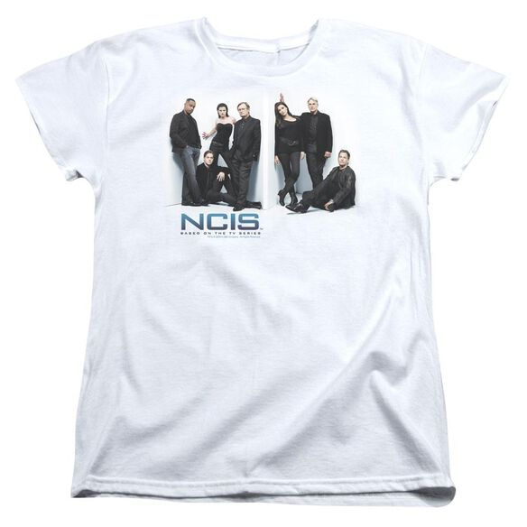 Ncis Room Short Sleeve Womens Tee T-Shirt