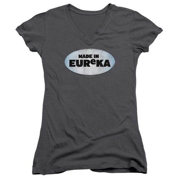Eureka Made In Eureka Junior V Neck T-Shirt