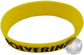 X Men Wolverine Wristband