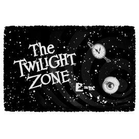 Twilight Zone Another Dimension Woven Throw