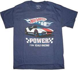 Hot Wheels Power Youth T-Shirt