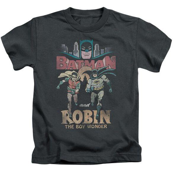 Batman Classic Tv Classic Duo Short Sleeve Juvenile T-Shirt