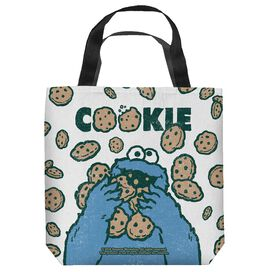 Sesame Street Cookie Crumble Tote