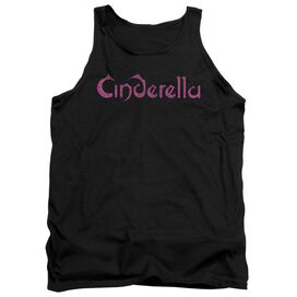 Cinderella Logo Rough Adult Tank