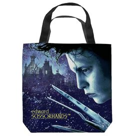 Edward Scissorhands Movie Poster Tote