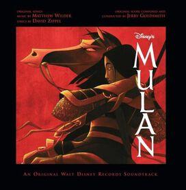 Original Soundtrack - Mulan [Original Disney Soundtrack]