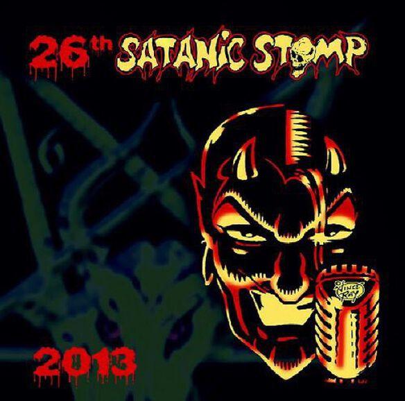 Various Artists - 26th Satanic Stomp 2013 / Various
