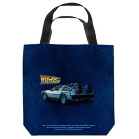 Back To The Future Delorean Tote
