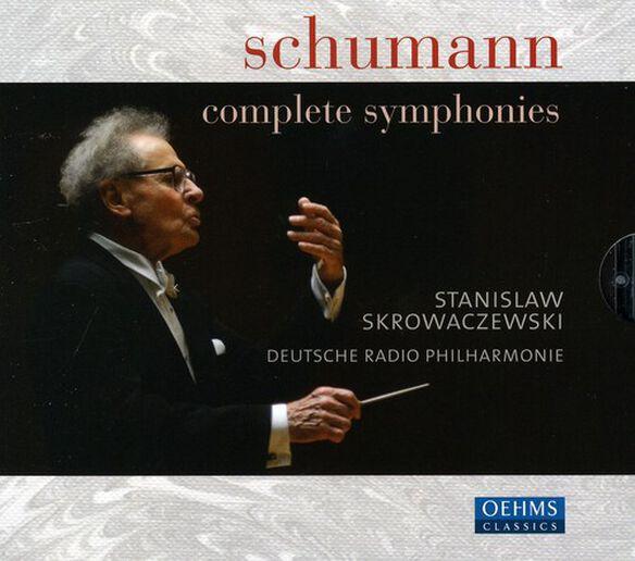 Stanislaw Skrowaczewski - Complete Symphonies