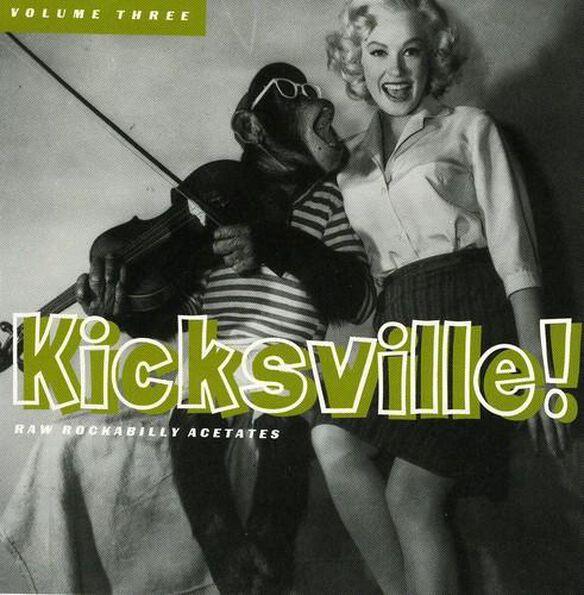 Kicksville 3 / Various