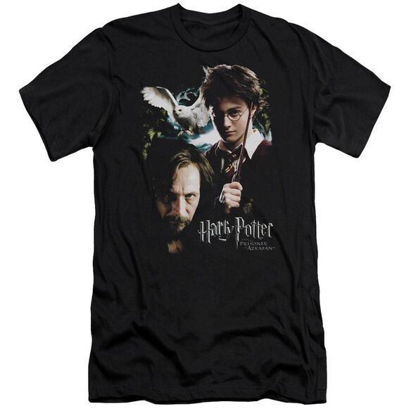Harry Potter Harry And Sirius Hbo Short Sleeve Adult T-Shirt