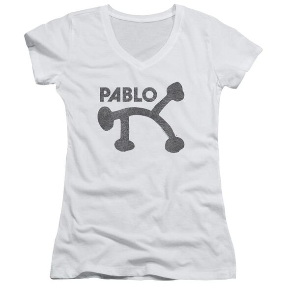 Pablo Retro Pablo Junior V Neck