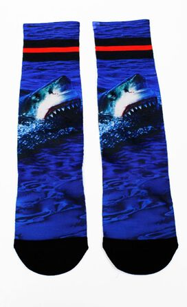 Shark Week Socks [1 Pair]