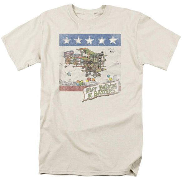 Jefferson Airplane Baxter's Cover Short Sleeve Adult T-Shirt