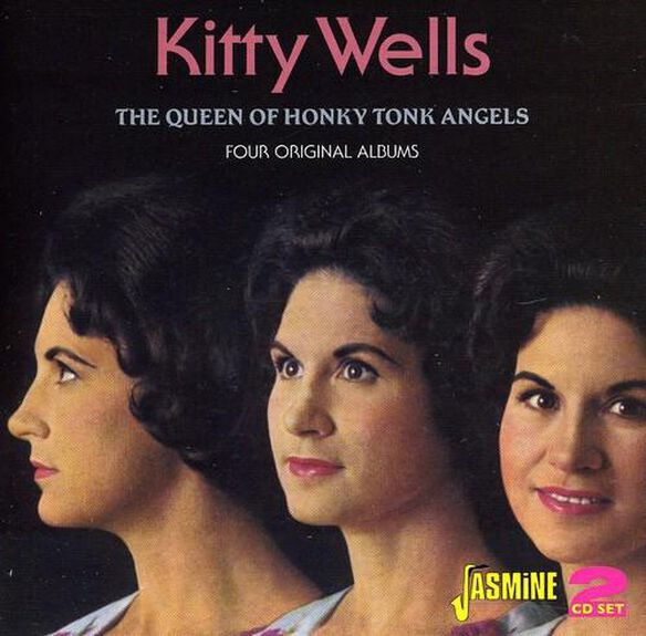 Queen Of Honky Tonk Angels (Uk)