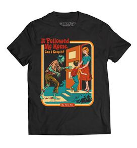 Creepy Co Retro My First Zombie T-Shirt