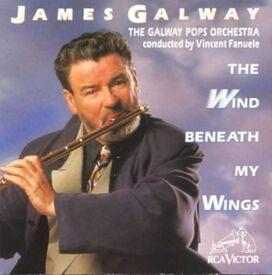 James Galway - Wind Beneath My Wings