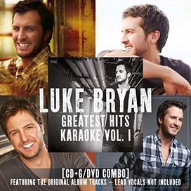 Luke Bryan - Greatest Hits Karaoke, Vol. 1
