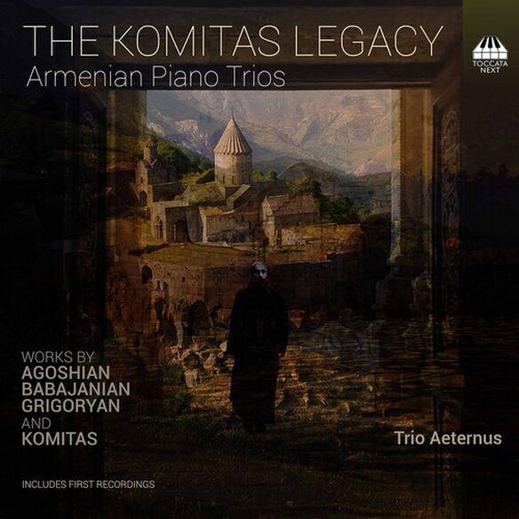 Agoshian/ Trio Aeternus - Komitas Legacy