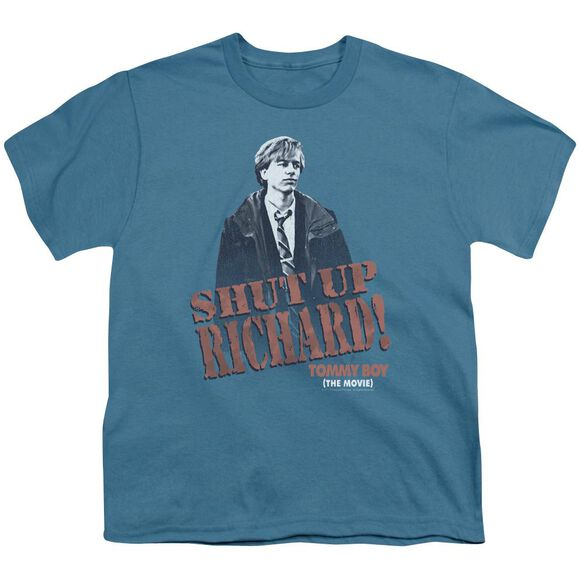 Tommy Boy Shut Up Richard Short Sleeve Youth T-Shirt