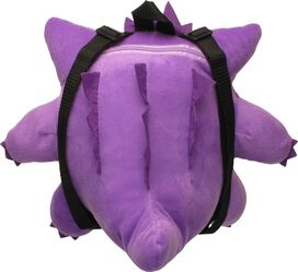 Pokemon Gengar Plush Backpack