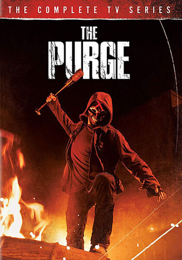 The Purge: The Complete TV Series