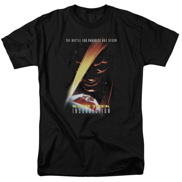 Star Trek Insurrection(Movie) Short Sleeve Adult T-Shirt