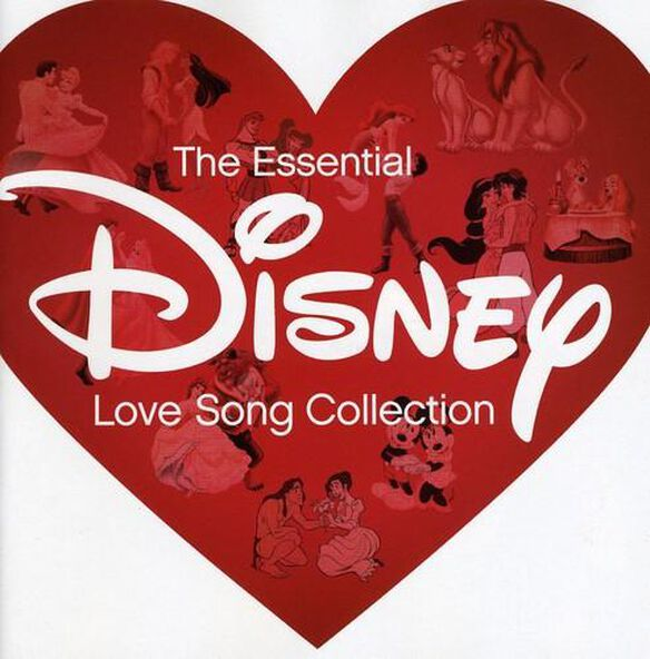 Essential Disney Love Song Collection / Various