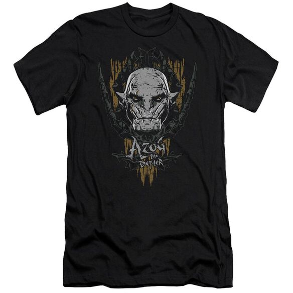 Hobbit Azog Short Sleeve Adult T-Shirt