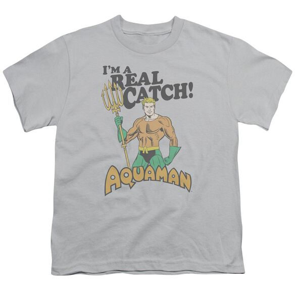 Dco Real Catch Short Sleeve Youth T-Shirt