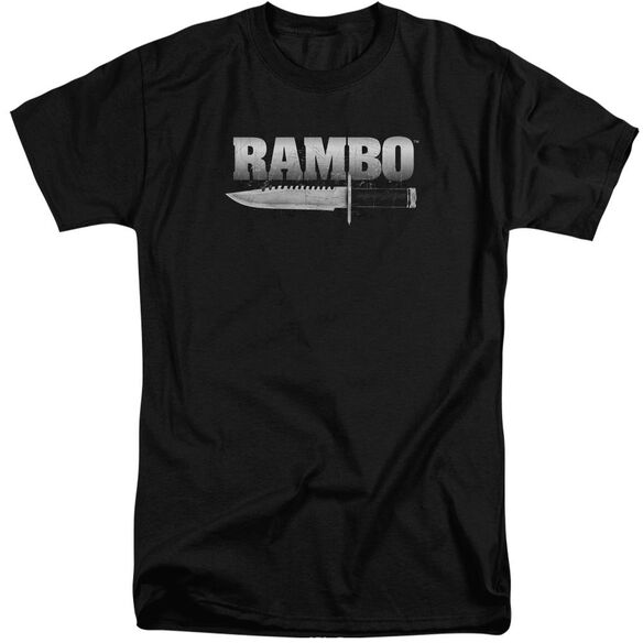 Rambo:First Blood Knife Short Sleeve Adult Tall T-Shirt