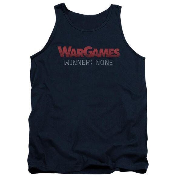 Wargames No Winners Adult Tank