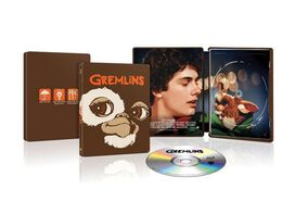 Gremlins [Exclusive Blu-ray Steelbook]