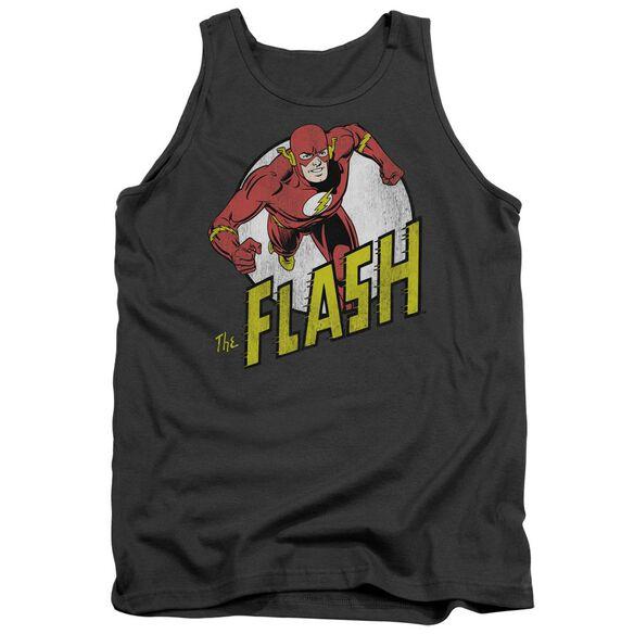 Dc Flash Run Flash Run Adult Tank