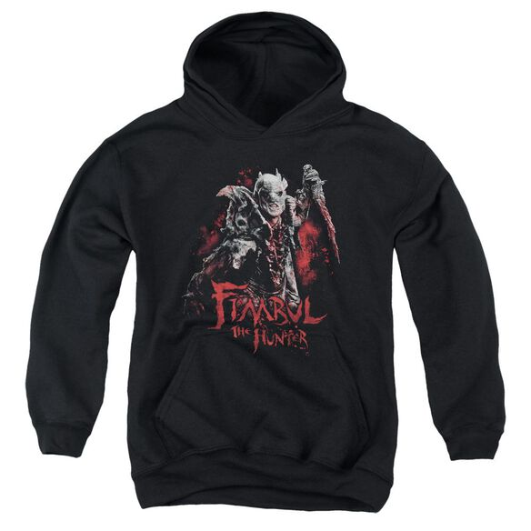 The Hobbit Fimbul The Hunter Youth Pull Over Hoodie