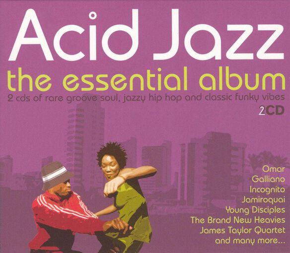 Acid Jazz:Essential Album