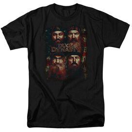 Duck Dynasty American Dynasty Short Sleeve Adult T-Shirt