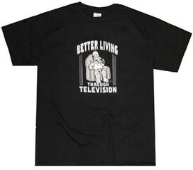 Homer Simpson Better Living T-Shirt