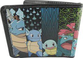 Pokemon Starter Evolution Panels Wallet