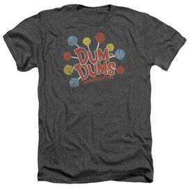 Dum Dums Original Pops - Adult Heather - Charcoal